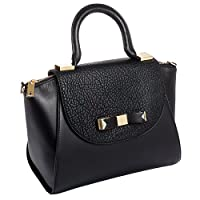 Ted Baker Bow Leather Mini Tote from Ted Baker