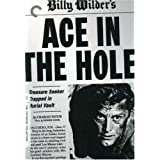 Ace in the Hole (The Criterion Collection) ~ Kirk Douglas