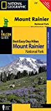 Heidi Schneider Best Easy Day Hiking Guide and Trail Map Bundle: Mount Rainier National Park (Best Easy Day Hikes Series)