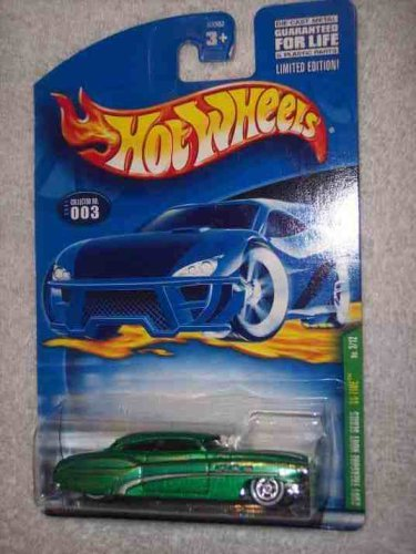 2001 Treasure Hunt #3 So Fine With Whitewall Wheels#2001-3 Collectible Collector Car Mattel Hot Wheels - 1