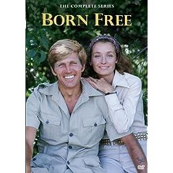 Born Free (1974) - Season 1 (3 Discs)