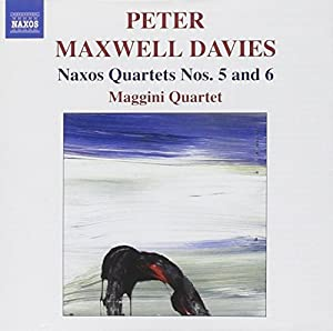 Naxos Quartets Nos. 5 and 6