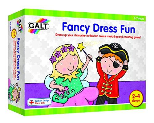 Galt Toys Fancy Dress Fun - Quaderno attività