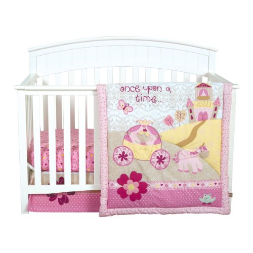 Red Toddler Bedding 7357 front