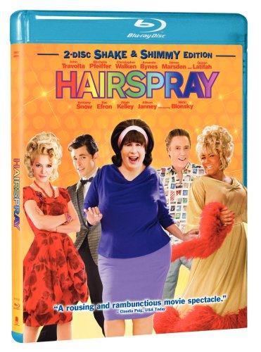 Hairspray / Лак для волос (2007)