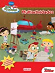Little Einsteins. Multiactividades: C...