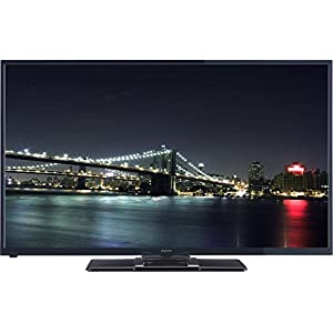 Digihome 50273SMT2FHDLED Black 50Inch Smart Full HD LED TV with Freeview HD Built-in WiFi 2x HDMI and 1x USB Port