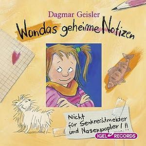 Wandas geheime Notizen Hörbuch