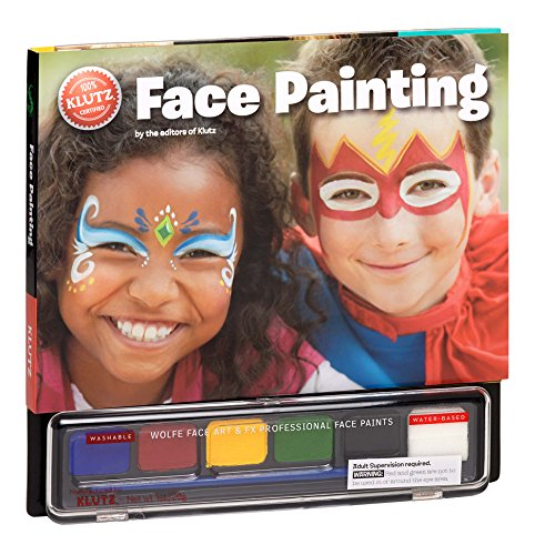 Klutz Face Painting Craft Kit - 1