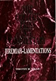 Jeremiah and Lamentations (The College Press Niv Commentary. Old Testament Series)