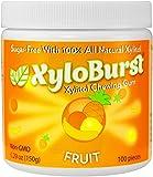 XyloBurst Gum Jar Fruit 100 count (5.29oz)