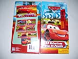 14 Disney Pixar Cars Valentine's Day Cards 14 Pencils