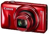 Canon �f�W�^���J���� Power Shot SX600 HS ���b�h ���w18�{�Y�[�� PSSX600HS(RE)