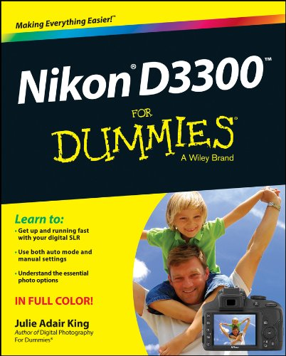 Download Nikon D3300 For Dummies