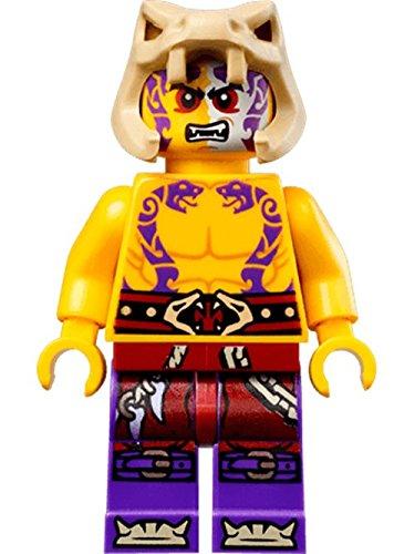 Lego Ninjago Sleven Minifigure