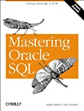 img - for Mastering Oracle SQL book / textbook / text book