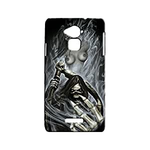 BLUEDIO Designer Printed Back case cover for Coolpad Note 3 - G4951