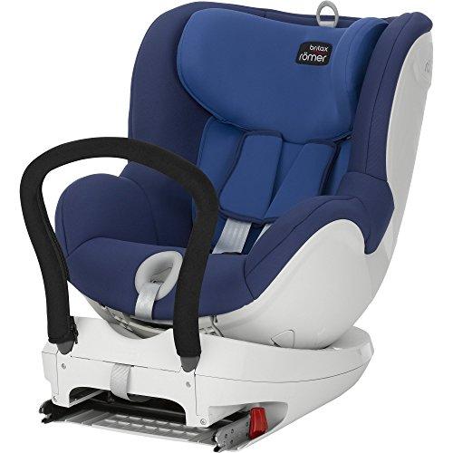 Britax-Romer 2000022822 Dualfix Seggiolino Auto, Blu (Ocean Blue)