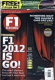 F1 Racing [UK] February 2012 (単号)