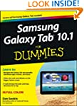 Samsung Galaxy Tab 10.1 For Dummies (...