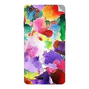 Garmor Designer Mobile Skin Sticker For XOLO Q900S - Mobile Sticker