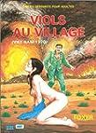 viols au village Viet Nam 1970