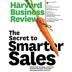 Harvard Business Review, July/August 2012 | [Harvard Business Review]