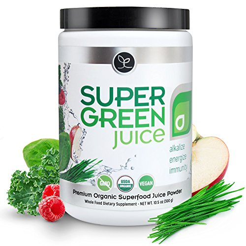 how to take green superfood powder