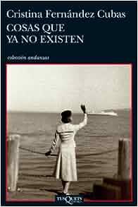Amazon.com: Cosas que ya no existen (Spanish Edition