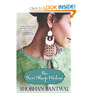 The Sari Shop Widow Shobhan Bantwal