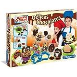 Clementoni - 62123.1 - Loisir Créatif - Délices Chocolatés