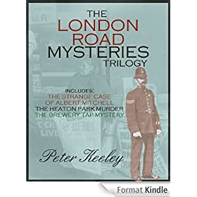 THE LONDON ROAD MYSTERIES (detective stories trilogy) (English Edition)