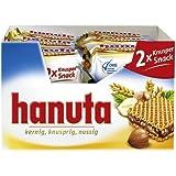 Ferrero Hanuta Wafers with Hazelnut Cream, 18x 2pcs (36pcs)