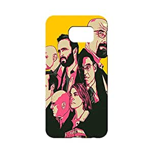 G-STAR Designer 3D Printed Back case cover for Samsung Galaxy S7 - G7835