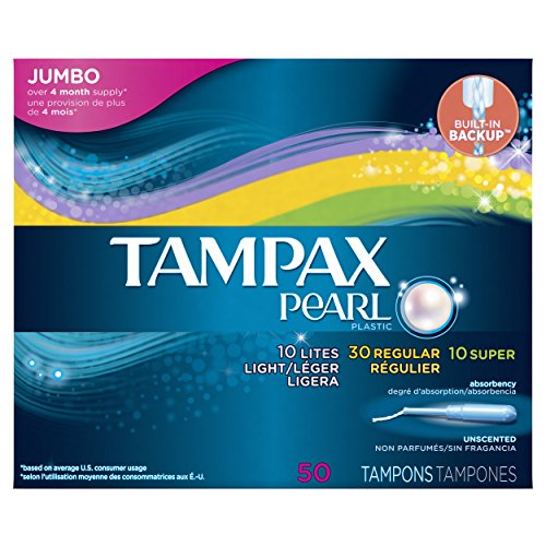 pearl-plastic-triple-pack-light-regular-super-absorbency-unscented-tampons-50-count-by-tampax
