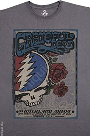 Grateful Dead - Winterland Soft T-Shirt - 2X-Large