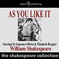 As You Like It audio book