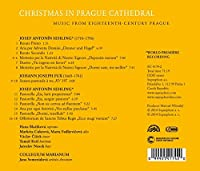 Christmas in Prague Cathedral - Music from the 18th Century Prague