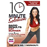 10 Minute Solution: Rapid Results Fat Burner [DVD]by Andrea Ambandos
