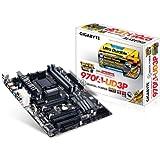 Gigabyte 970A-UD3P Motherboard (AMD 970, SB950 DDR3, SATA, RAID, ATX, Gigabit Ethernet LAN, Socket AM3+) Rev. 1.0