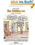 Sch�tze 2015: Sternzeichen-Cartoonkal...