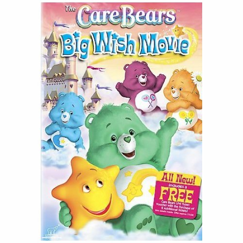 Care Bears Big Wish front-1046378
