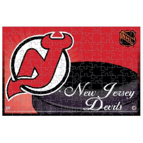 "New Jersey Devils Official Nhl 11""X17"" (150Pc) Jigsaw Puzzle By Wincraft"