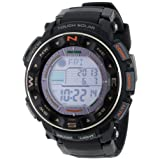 Casio Men's PRW2500-1 Pro-Trek Tough Solar Digital Sport Watch ~ Casio