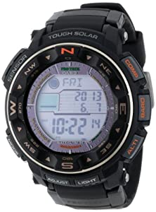 Casio Men's PRW2500-1 Pro-Trek Tough Solar Digital Sport Watch