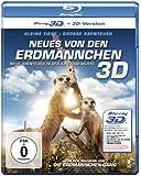 Neues von den Erdmännchen - Neue Abenteuer in der Kalahari-Wüste [3D Blu-ray + 2D Version]