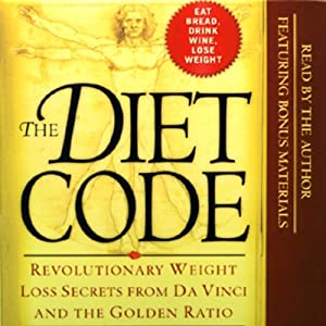 The Diet Code Hörbuch
