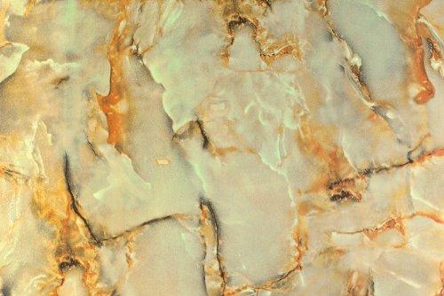Werzalit / hochwertige Tischplatte / Marmor Onyx / 110/70 cm / Bistrotisch / Bistrotische / Gartentisch / Gastronomie
