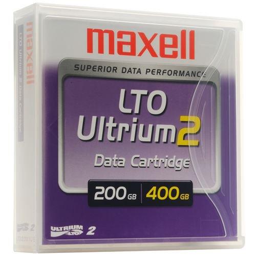 Maxell Lto Ultrium 2 200/400Gb    Singolo