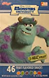 Kellogg's Monsters University 46 Fruit Flavored Snacks